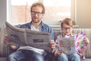 The Benefits of Tulsa Fathers in Children's Lives